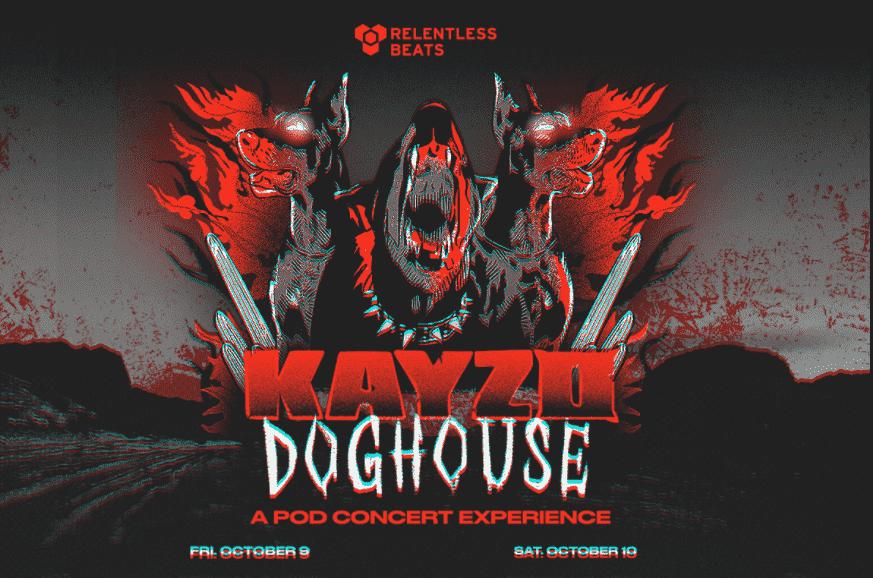 Kayzo Doghouse