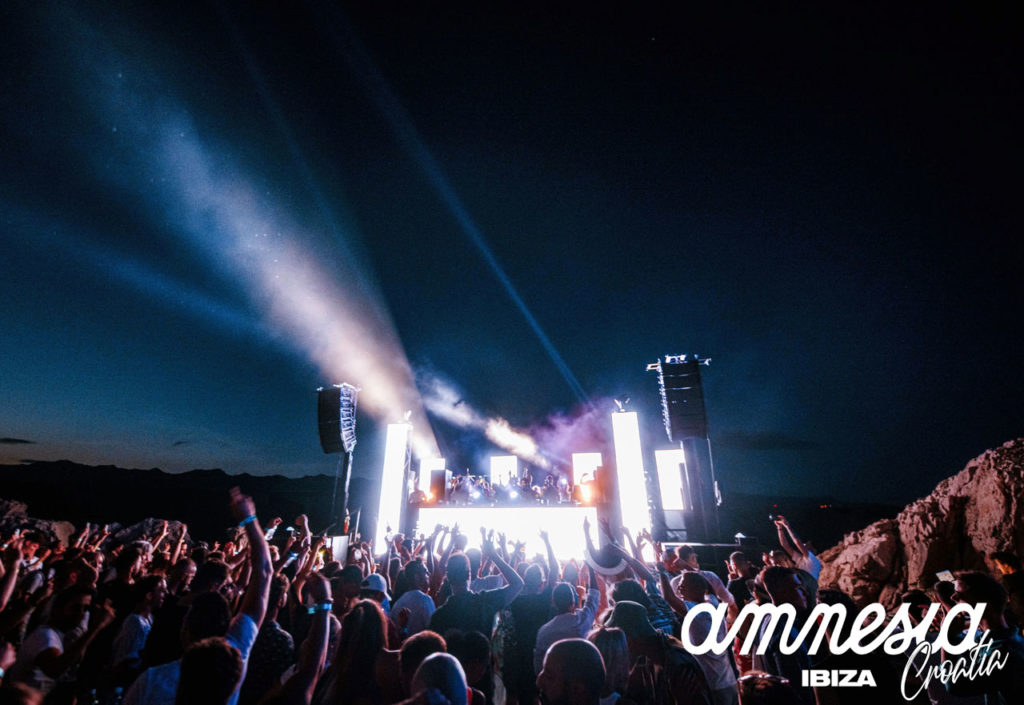 Amnesia Ibiza Takeover Croatia